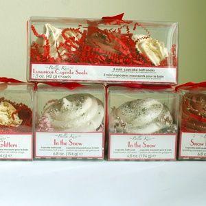 Other - 5 Cupcake Bath Soaks